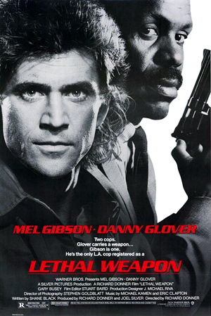 Lethal Weapon – Warner Bros 1987