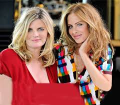 Trinny and Susannah from Boom to Bust-Channel 4