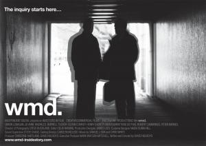 WMD – David Holroyd's MI6 thriller – Independent Film Released 2008