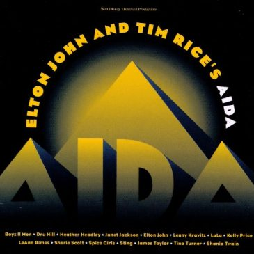 Elton John and Tim Rice-Aida