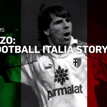 Golazzo: The Football Italia Story-BT Sports