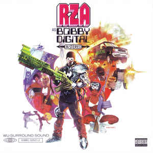 RZA as Bobby Digital-Bobby Digital in Stereo
