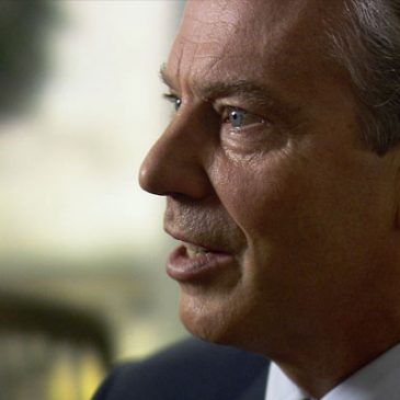 The Blair Years- BBC/Juniper TV
